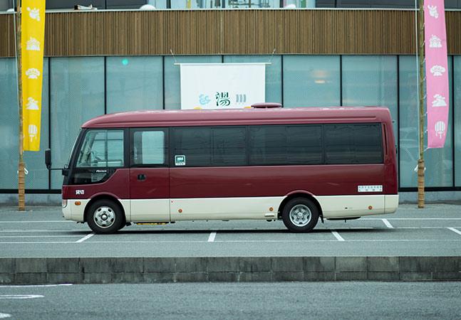 小型バス マイクロバス